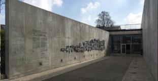 Mur mémoriel hommage aux tunneliers Néo-Zélandais - Carrière Wellington