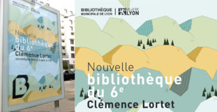Bibliothèque Clémence Lortet, Lyon 6