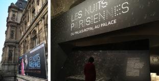 Les nuits parisiennes, du Palais-Royal au Palace