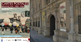 Cartes postales, Besançon 1900-1936