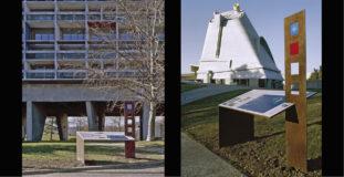 Parcours de visite Cité Le Corbusier - Firminy