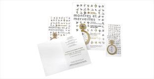 Montres et merveilles, collection du musée du temps