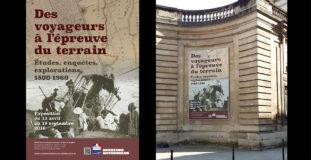 Des voyageurs à l'épreuve du terrain : études, enquêtes, explorations (1800-1960)